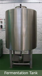 The FILO Brewery - fermentation tank